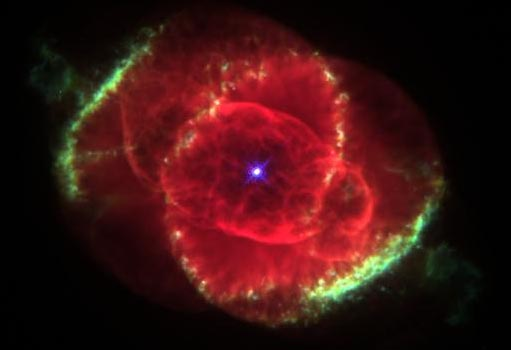 cat eyes fotos. The Cat#39;s Eye Nebula