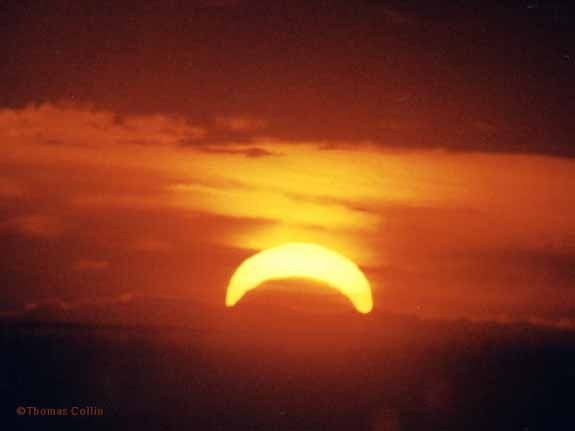 A Crescent Sunrise