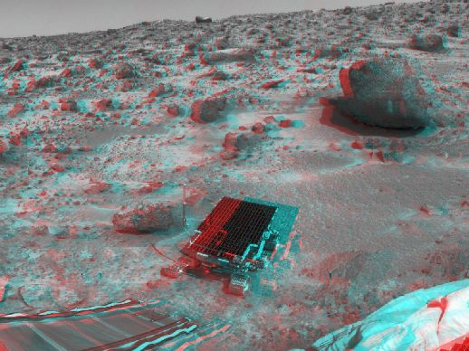 Mars: Yogi And Friends in 3D