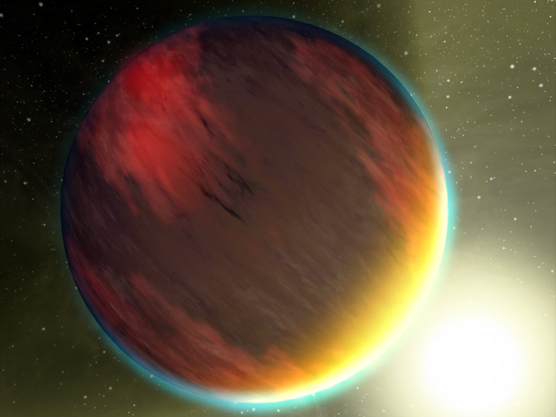 Atmospheres Detected on Two Extrasolar Planets