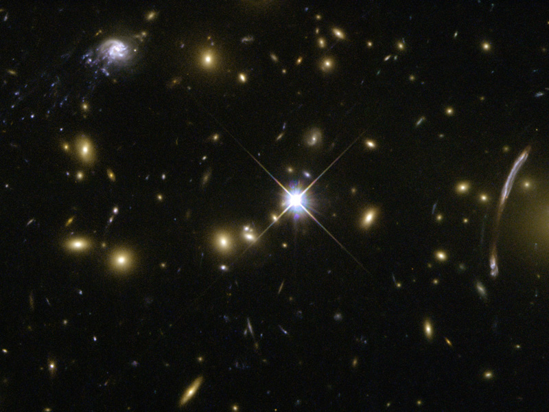 Illusion and Evolution in Galaxy Cluster Abell 2667