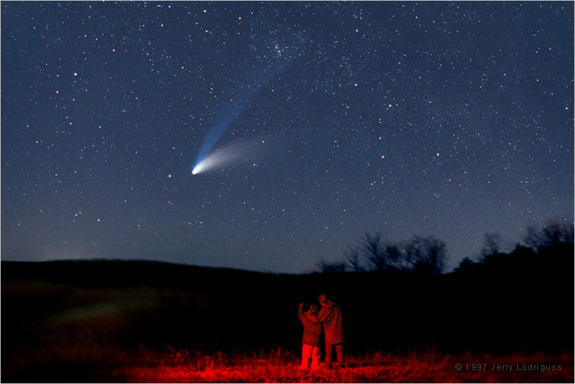 the study of astrology since 3000 years ago and a characterization of the comets