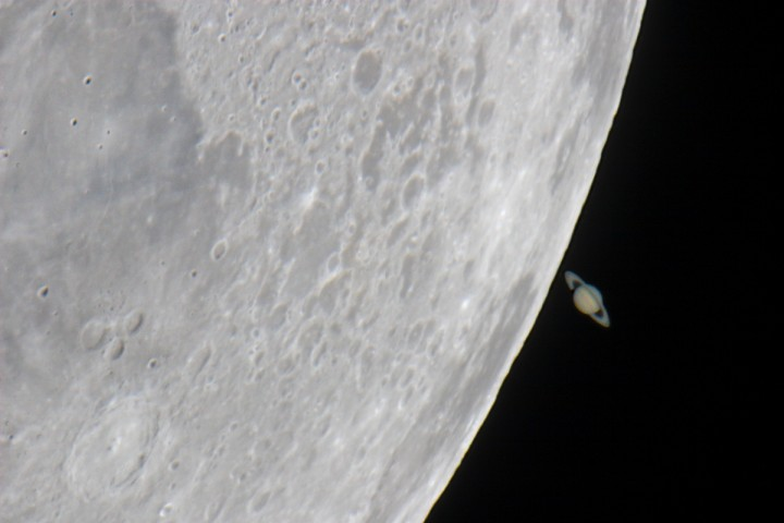 The Moon s Saturn