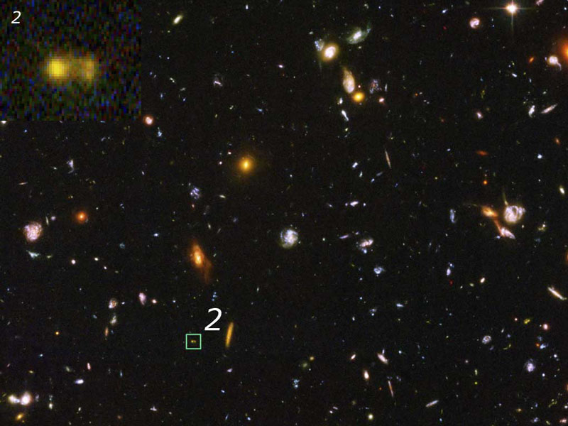 Building Galaxies in the Early Universe