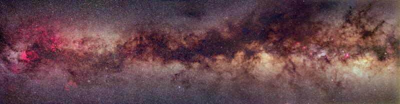 A Milky Way Band
