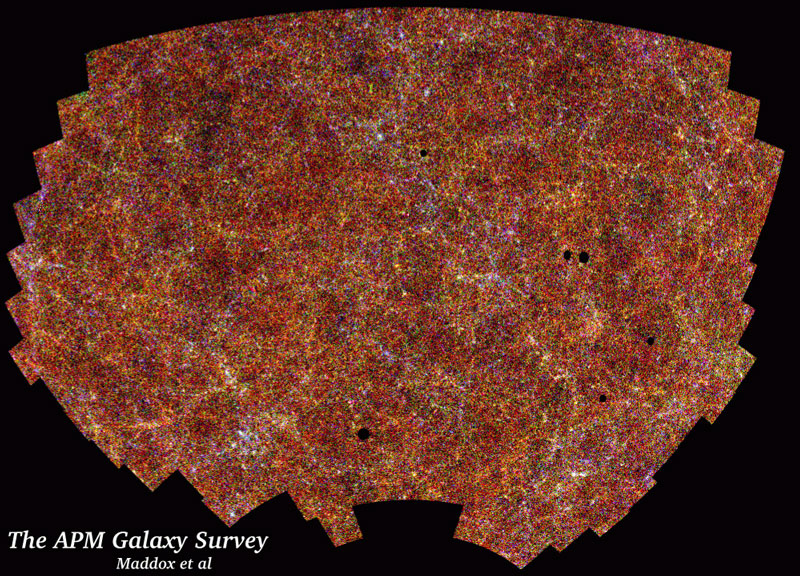 Two Million Galaxies