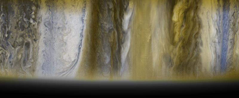 Jupiter s Clouds from New Horizons