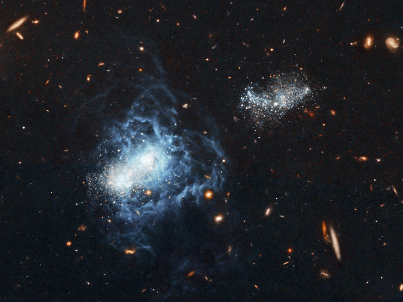 I Zwicky 18: The Case of the Aging Galaxy