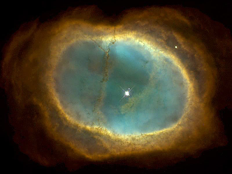 NGC 3132: The Eight Burst Nebula