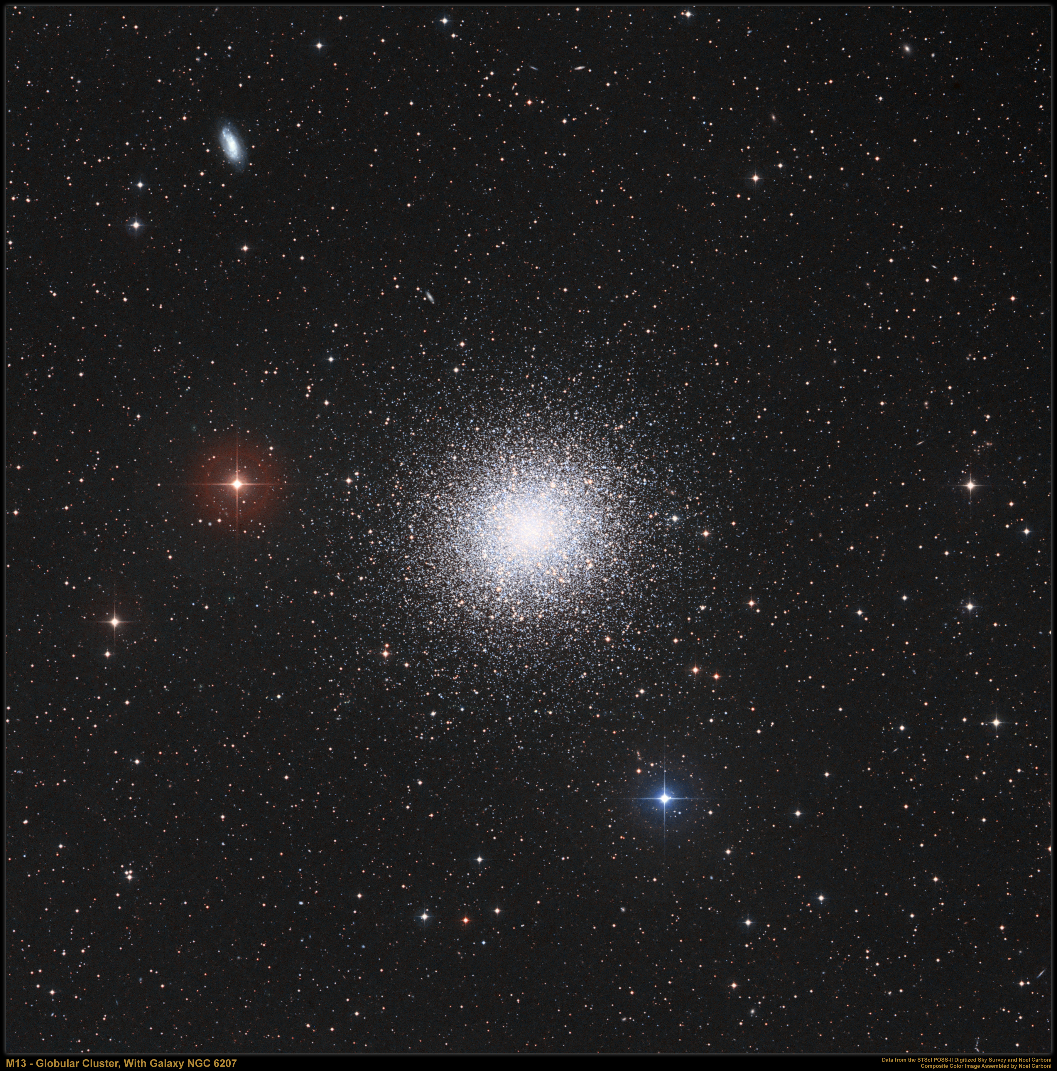 starcluster m13 - photo #20