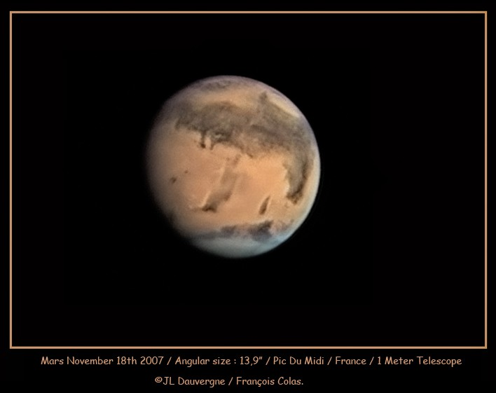 Mars in View
