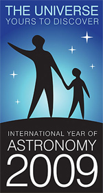international yeat of astronomy 2009