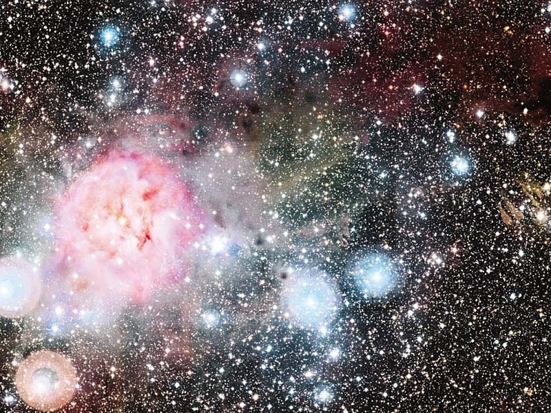 The Cocoon Nebula from CFHT