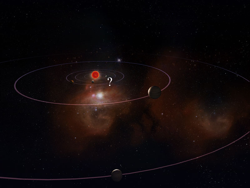 BLG 109: A Distant Version of our own Solar System