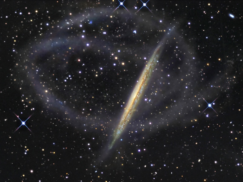 The Star Streams of NGC 5907