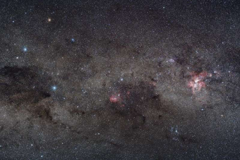 The Southern Cross in a Southern Sky