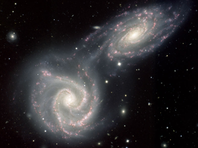 The Colliding Spiral Galaxies of Arp 271