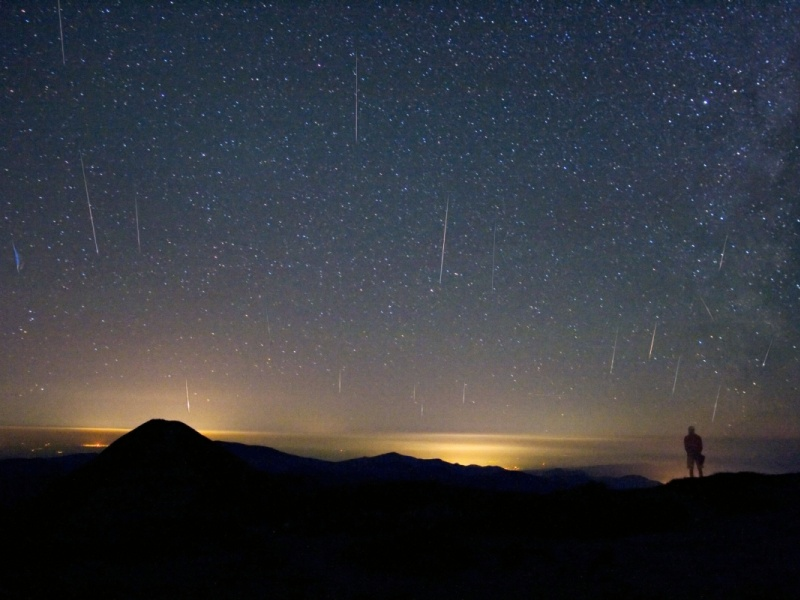 Mountain Top Meteors