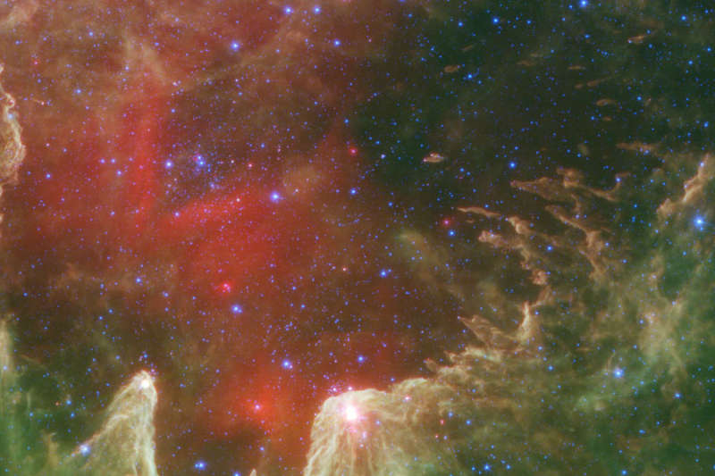 W5: Pillars of Star Creation