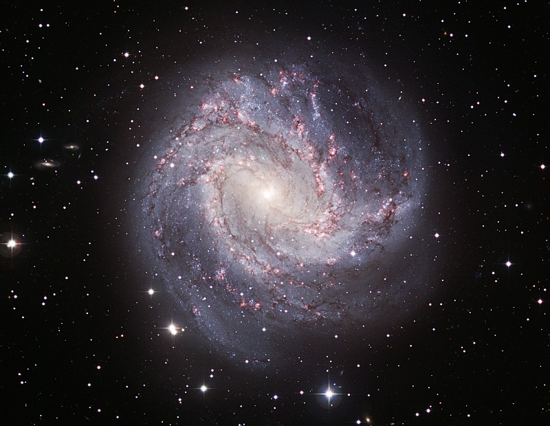 M83: The Thousand Ruby Galaxy
