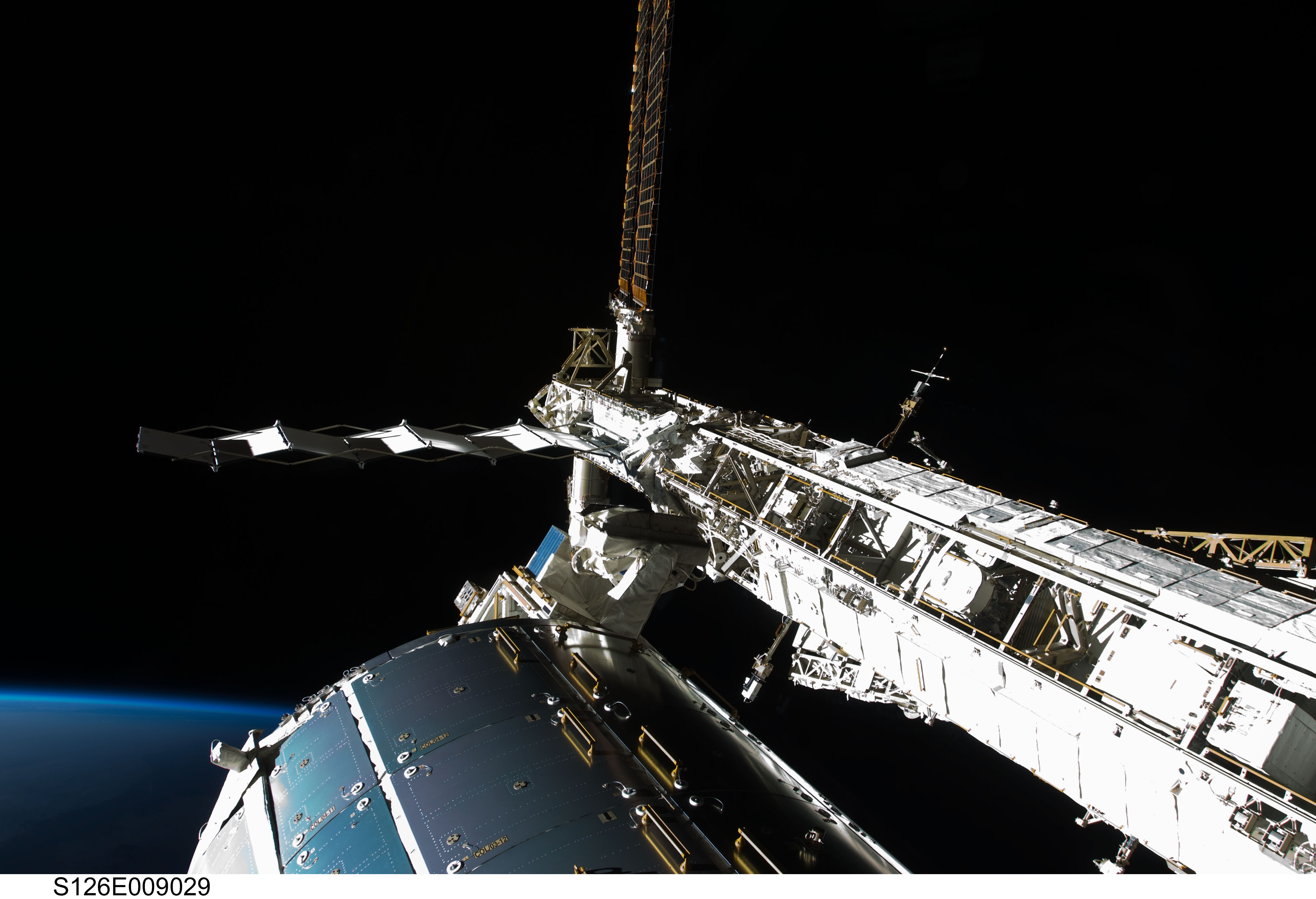 International Space Station: Find the Astronaut
