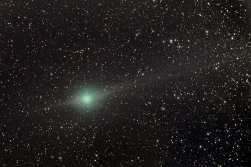 Comet Lulin Approaches
