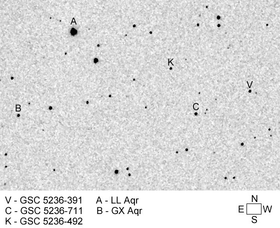 The New Variable Star GSC 05236-00391