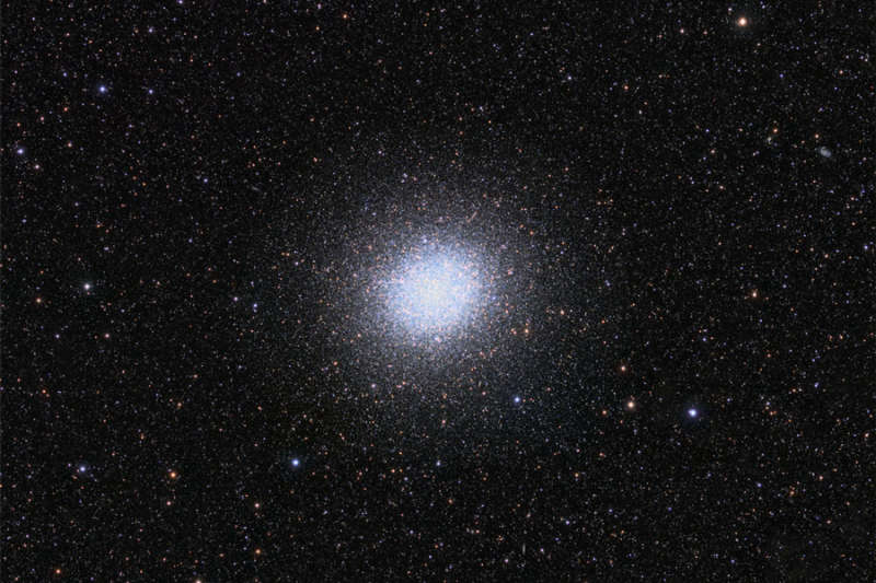 Omega Centauri: The Largest Globular Cluster Known