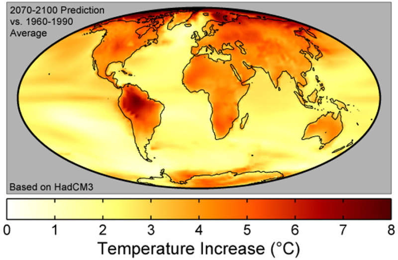 how geography and climate have a potent effect on culture