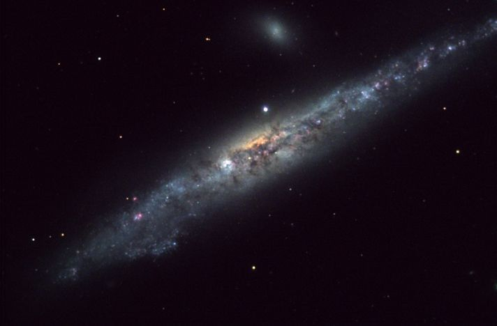 NGC 4631: The Whale Galaxy