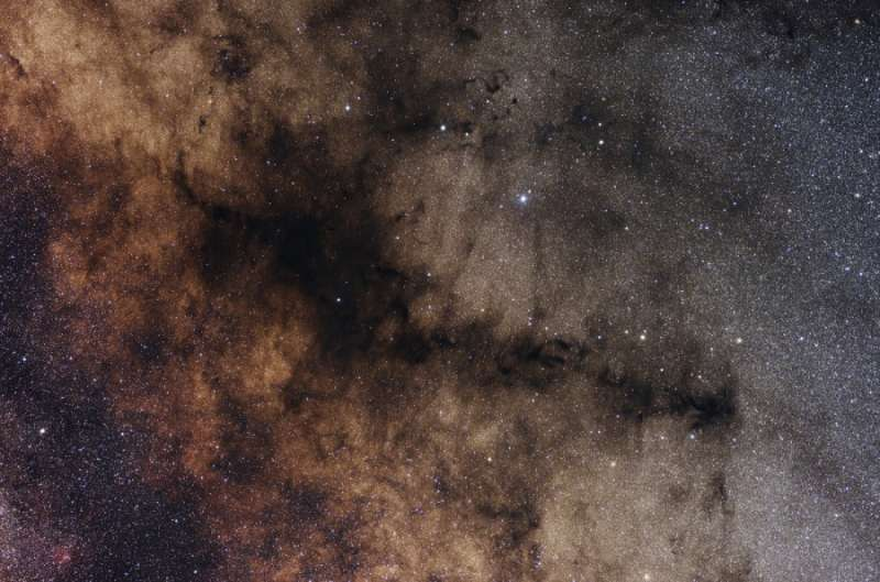East of Antares