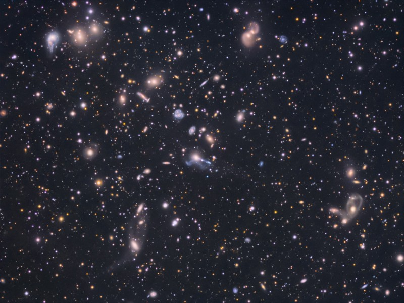 The Hercules Cluster of Galaxies