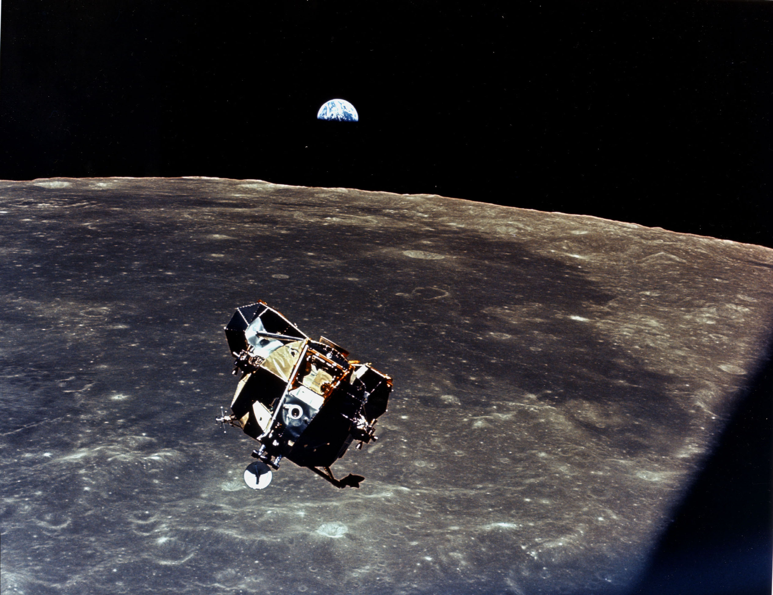 Apollo Landing - Pics about space