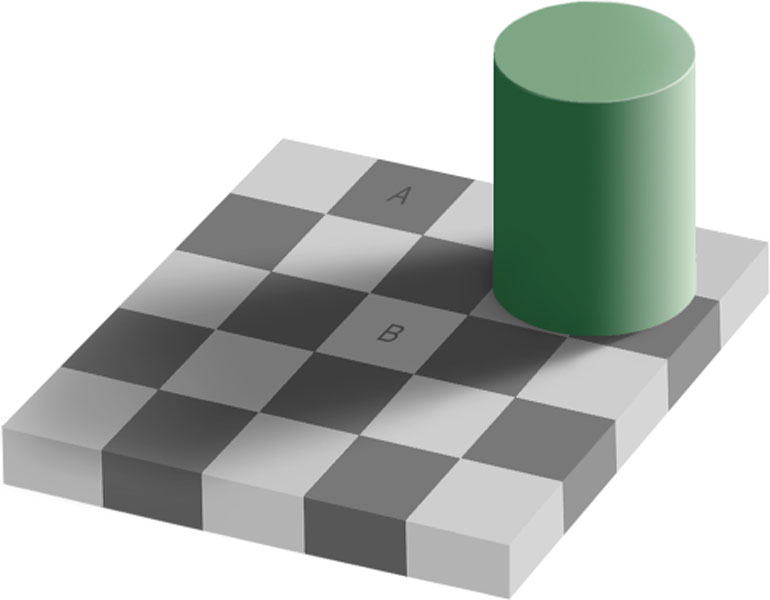 The Same Color Illusion