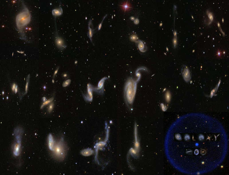 Galaxy Zoo Catalogs the Universe