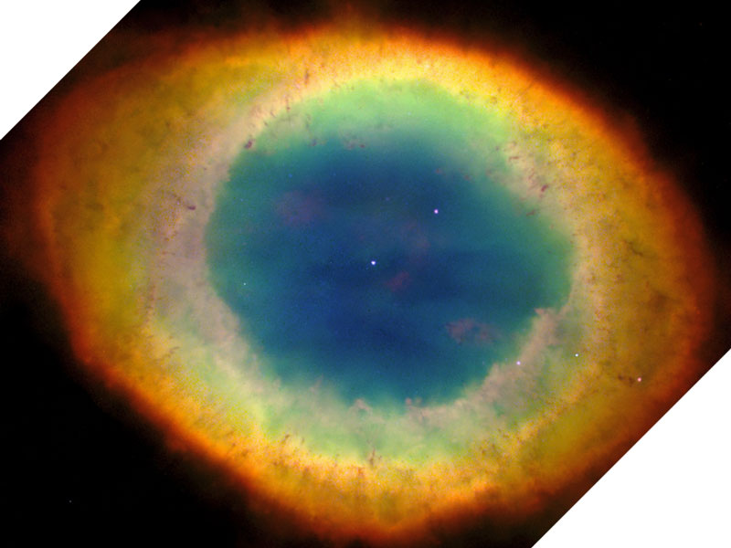 M57: The Ring Nebula