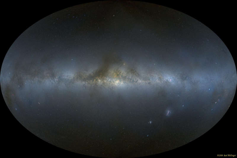 All Sky Milky Way Panorama