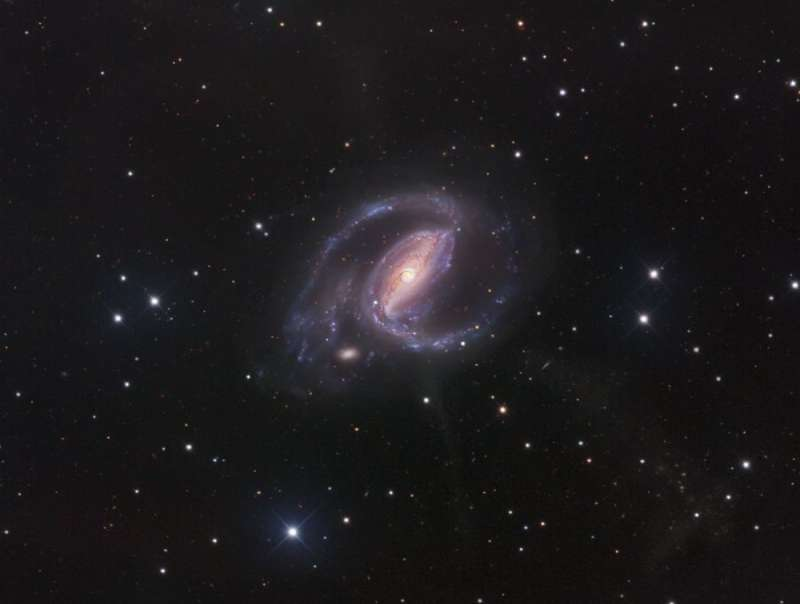The Jets of NGC 1097