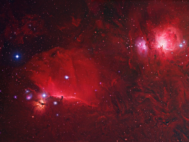 An Orion Deep Field