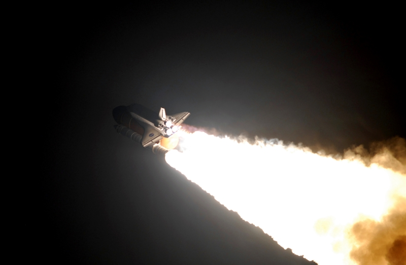 Endeavour into the Night