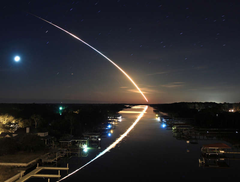 Waterway to Orbit