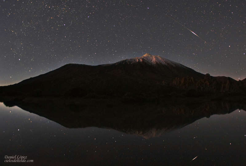 Teide Sky Trails