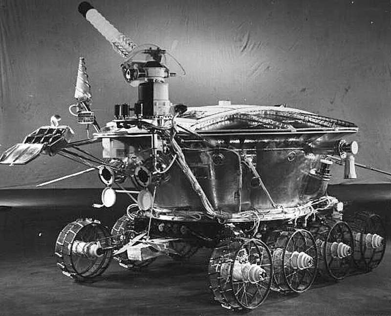 Lunokhod: Reflections on a Moon Robot