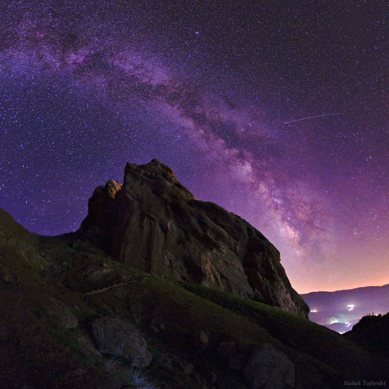 The Starry Night of Alamut