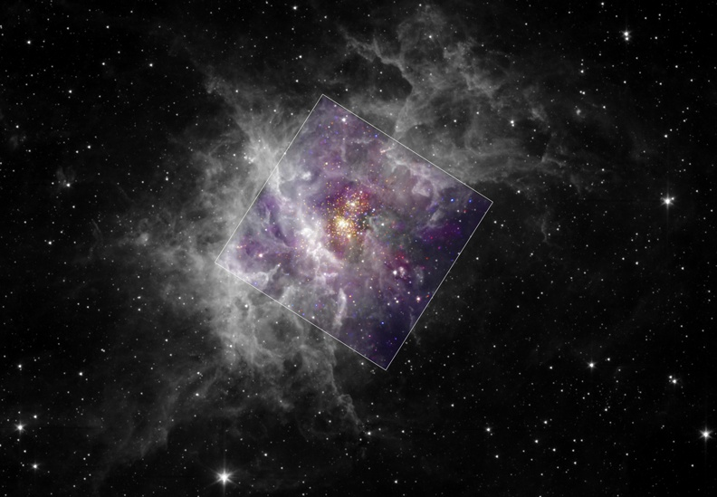 Young Star Cluster Westerlund 2