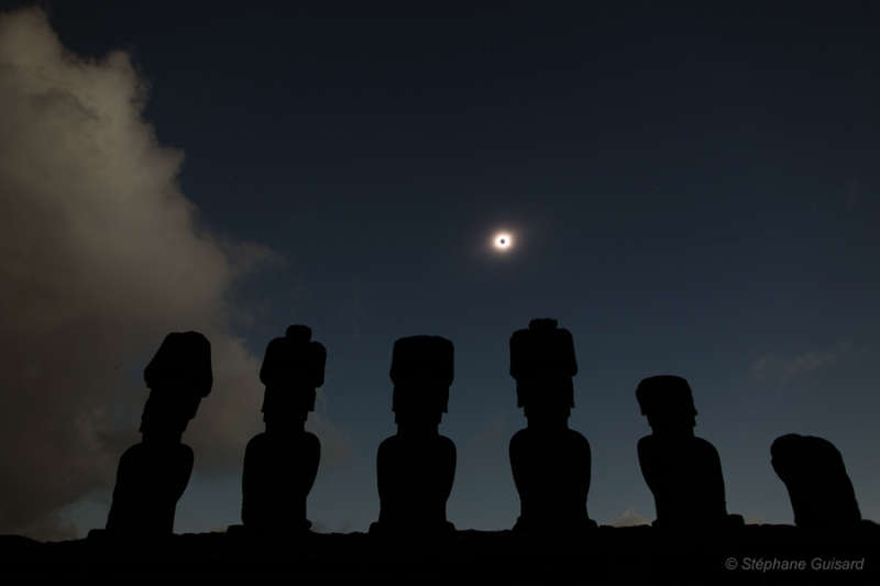 Easter Island Eclipse