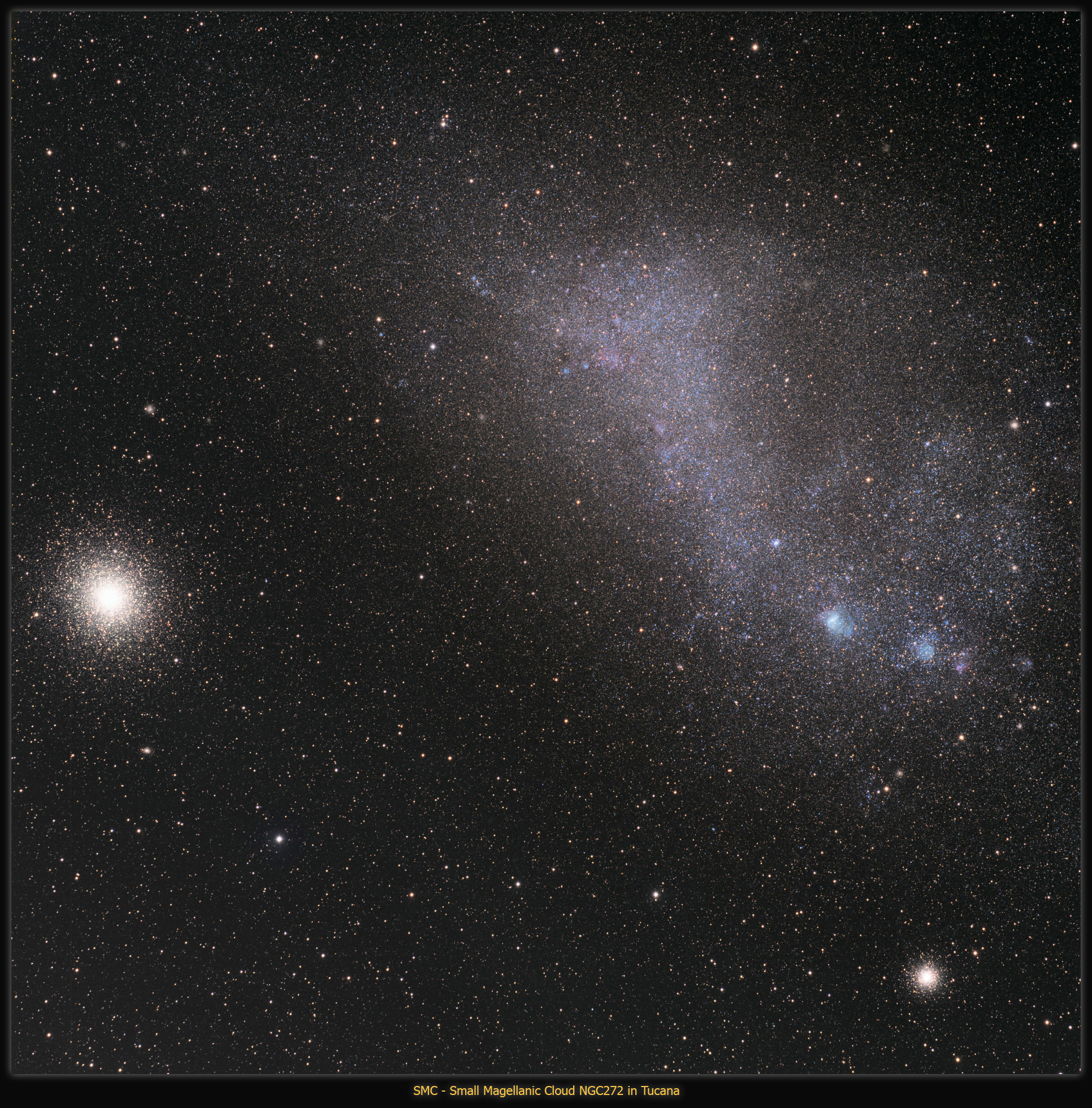 The Small Cloud of Magellan