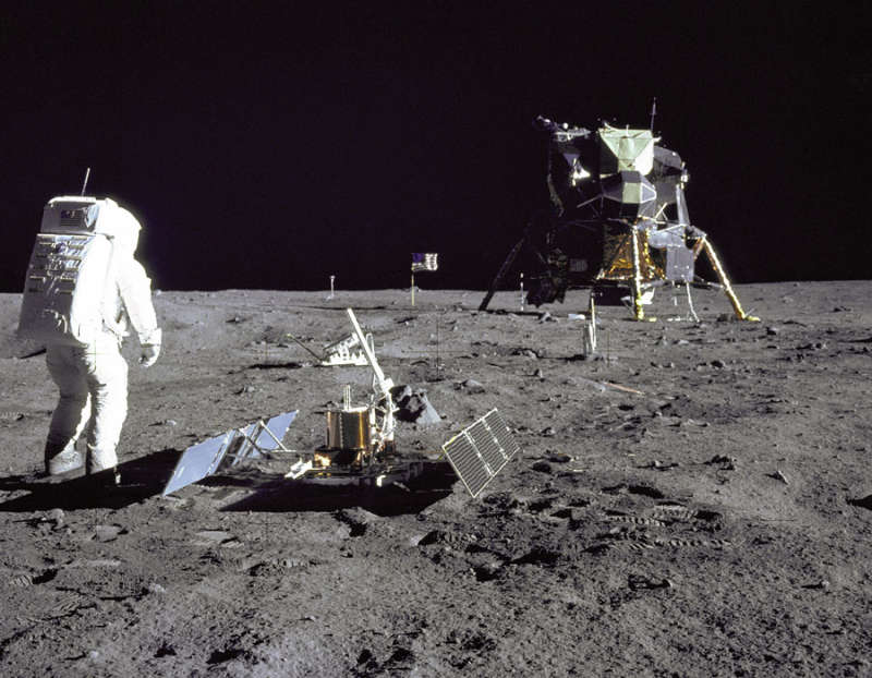 Moonquakes Surprisingly Common