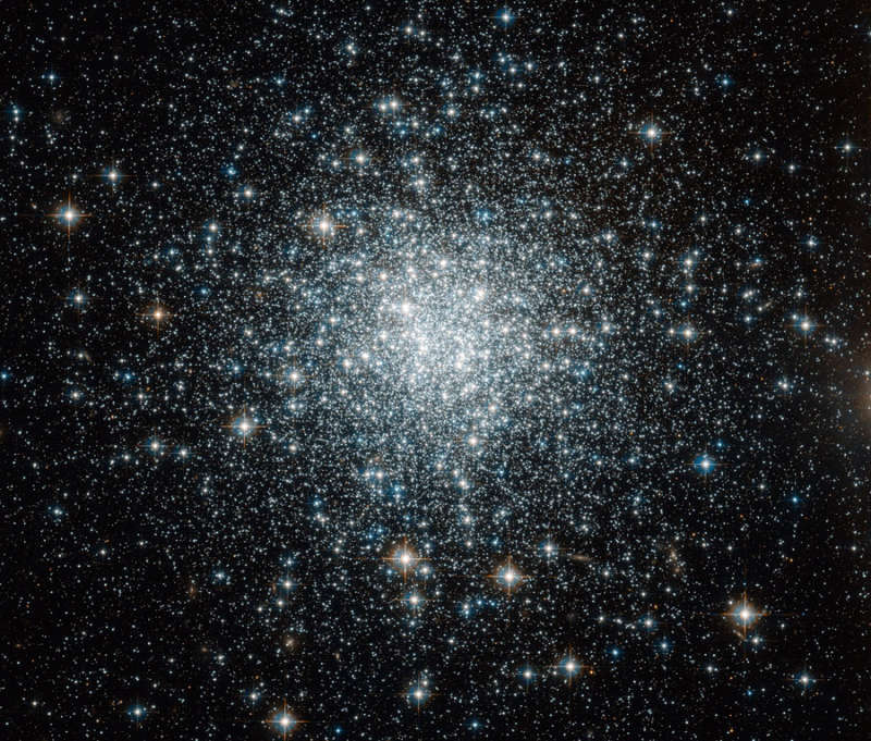 star clusters hubble - photo #13