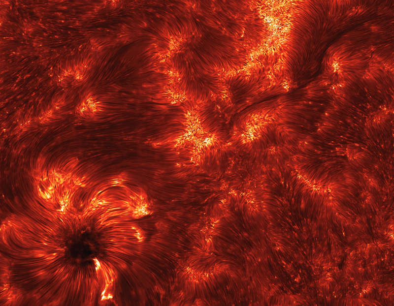 Spicules: Jets on the Sun